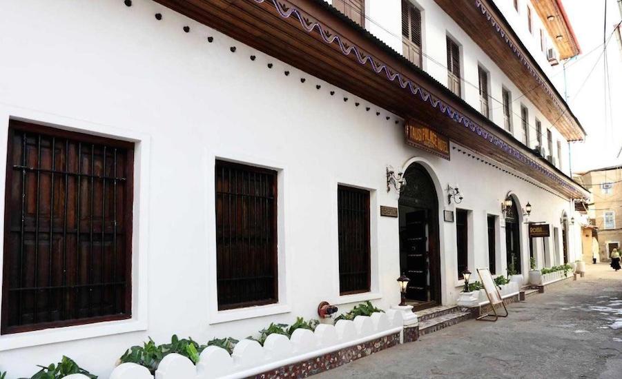 Zanzibar - Stone Town - Tausi Palace Hotel