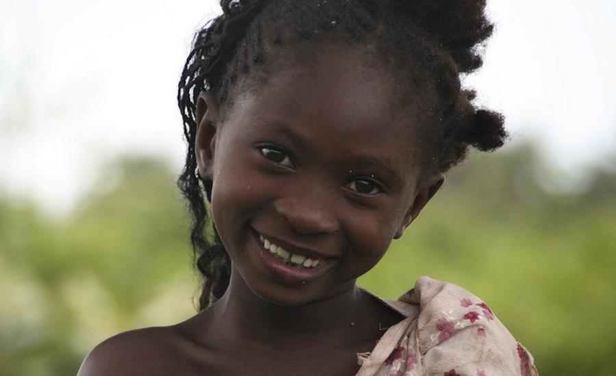 Tanzania Zanzibar-girl