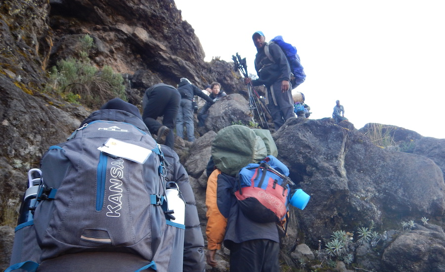 Tanzania Zanzibar safari rejse ngorongoro kilimanjaro baranca wall