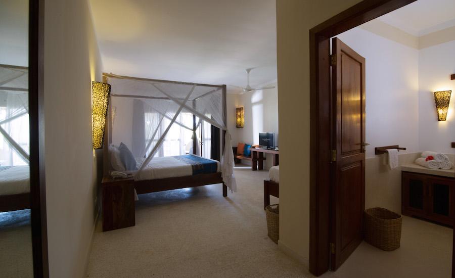 Zazibar rejse Zanzibar Hotel Fruit and Spice wellness værelse