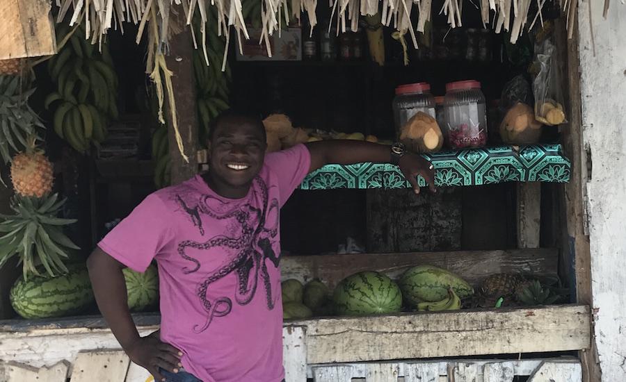 Tanzania Zanzibar rejser til zanzibar