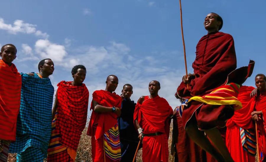 Tanzania Zanzibar safari rejse ngorongoro masai hop