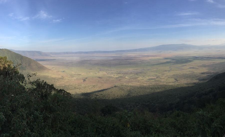 Tanzania Zanzibar safari rejse ngorongoro