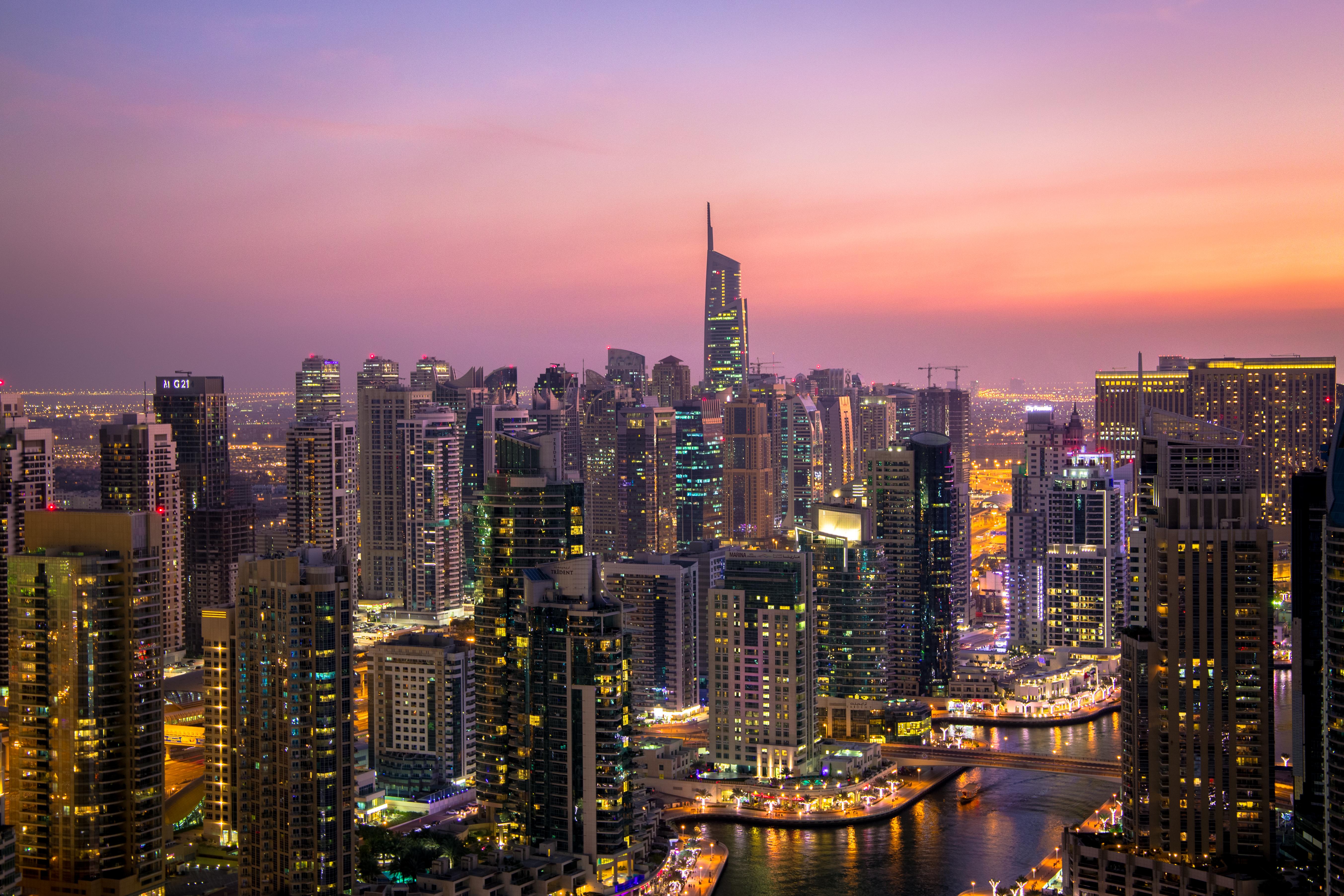 Dubai rejser younes