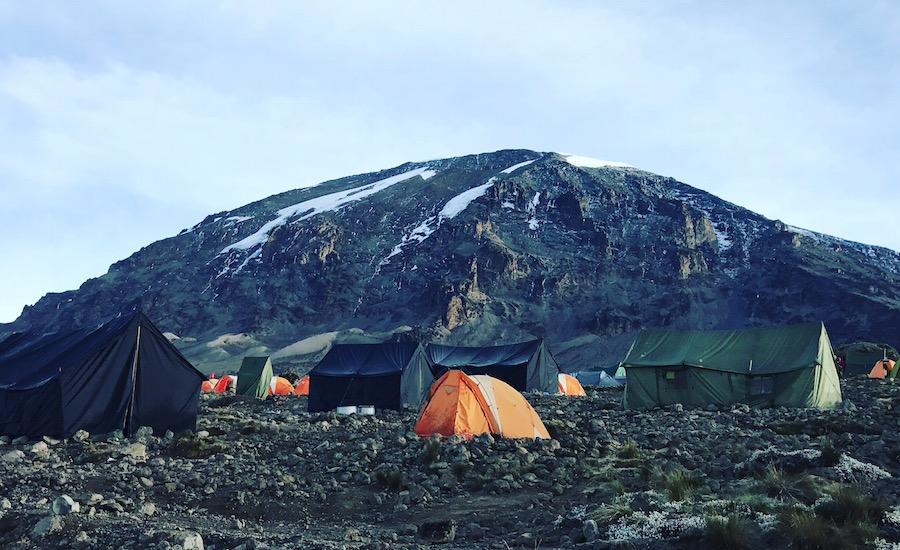 Tanzania Zanzibar safari rejse ngorongoro kilimanjaro camp