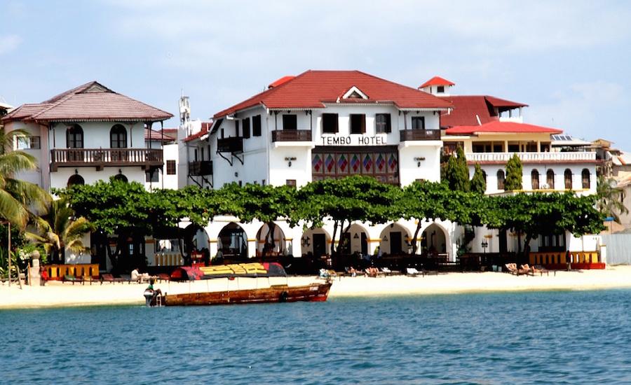 Zanzibar - Stone Town - Tembo Hotel