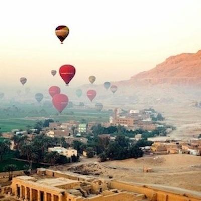 Kultur i Luxor og nilkrydstogt