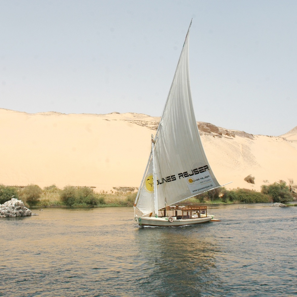 Klassisk rundrejse med Cairo, felucca nilkrydstogt og Luxor
