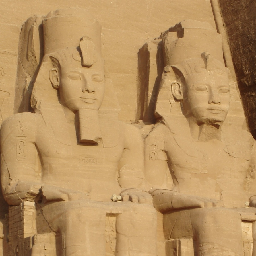 Klassisk tur med nilkrydstogt og Abu Simbel