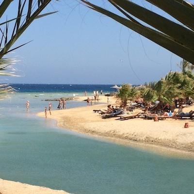Nilkrydstogt og Hurghada - grupperejse