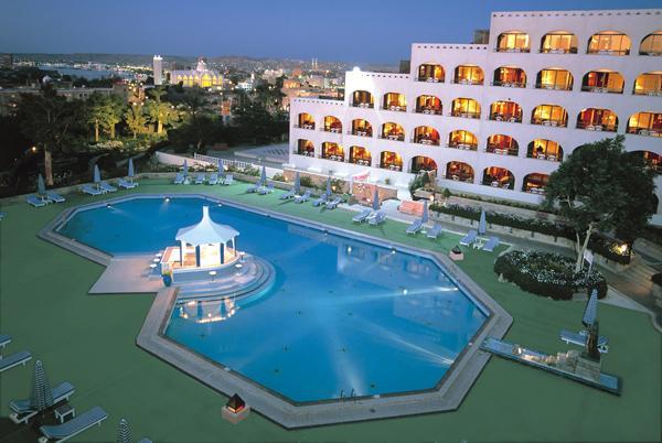 Aswan - Basma hotel Aswan