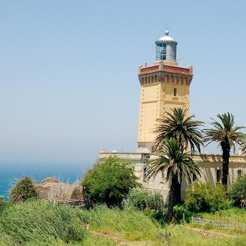 Fra nord til syd i Marokko
