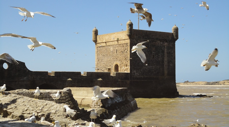 Fortet i Essaouira