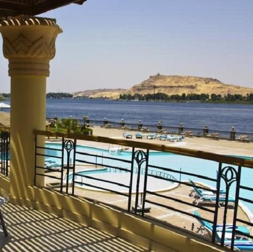 Aswan - Helnan Aswan