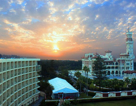 Alexandria - Helnan Palestine Hotel