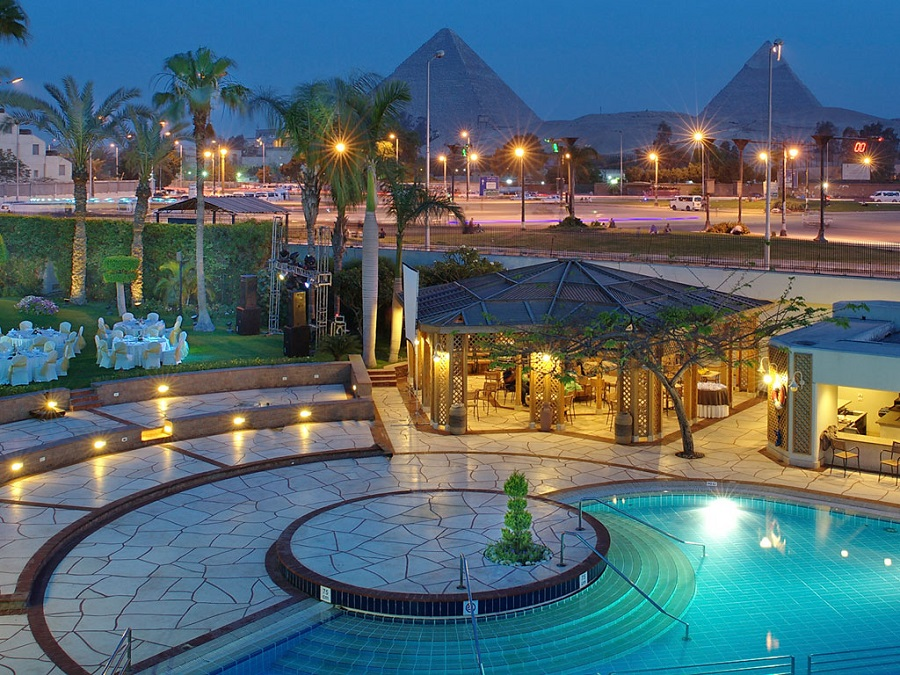 Cairo - Mercure Cairo Le Sphinx