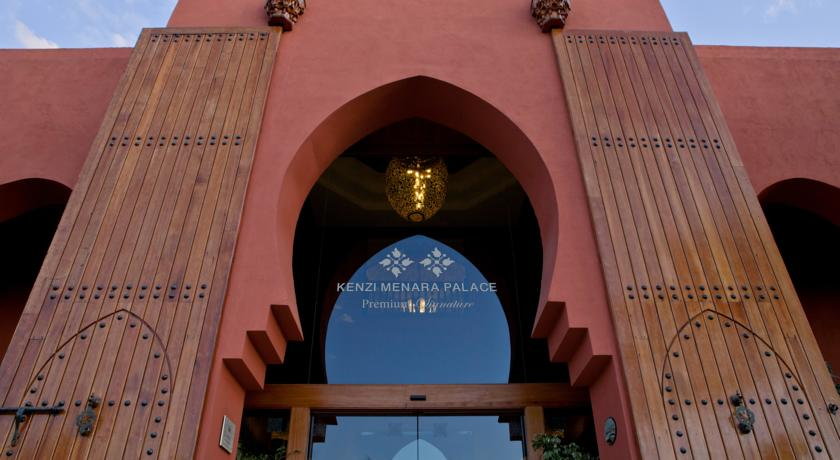 Marrakech - Kenzi Menara Palace - All Inclusive Premium Available