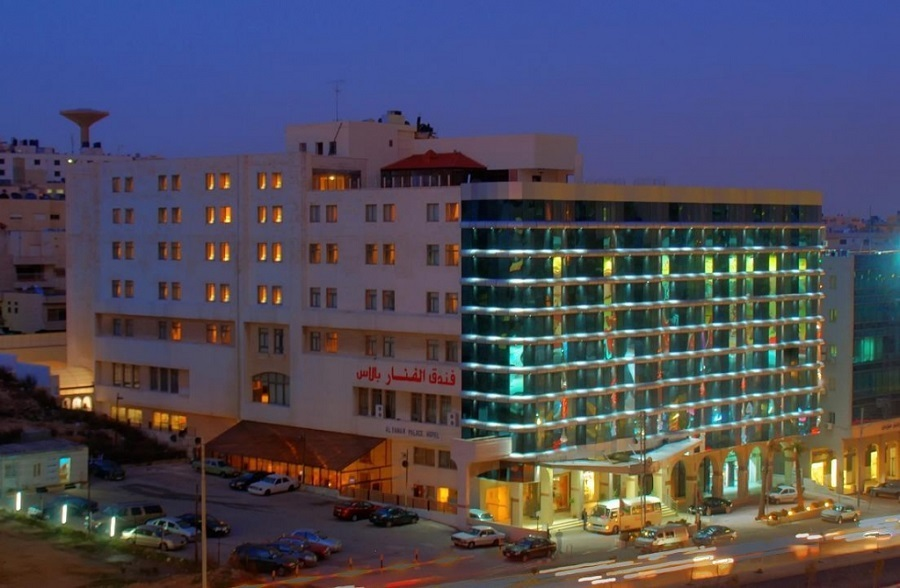 Amman - Al Fanar Palace Hotel and Suites