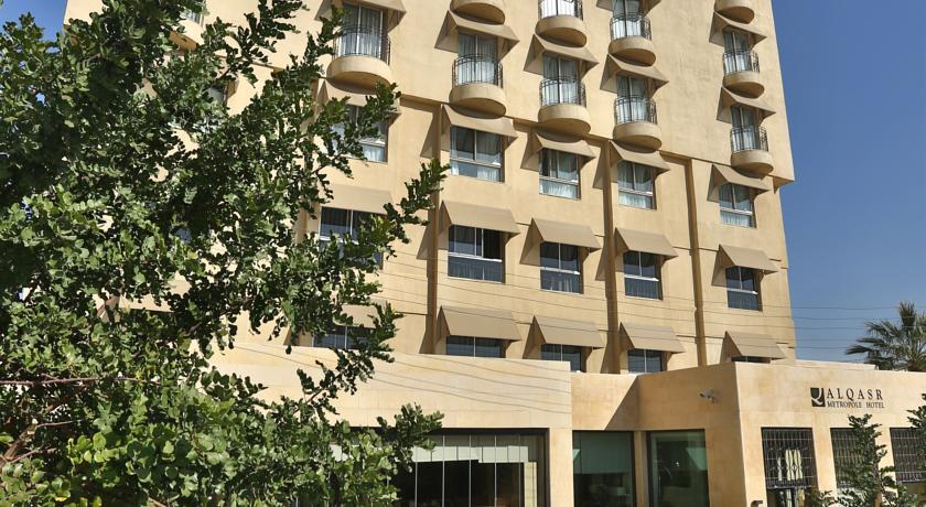Amman - AlQasr Metropole Hotel