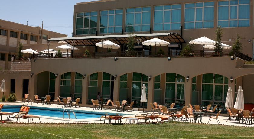 Amman - Century Park Hotel