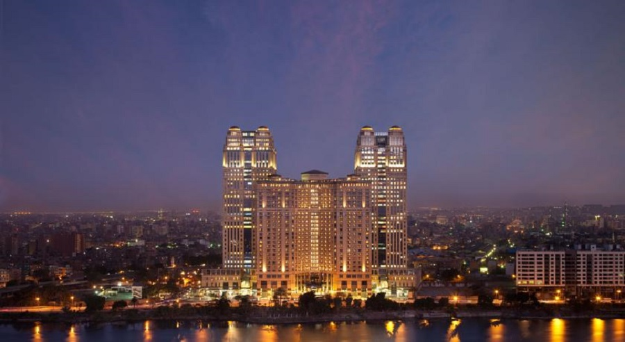 Cairo - Fairmont Nile City