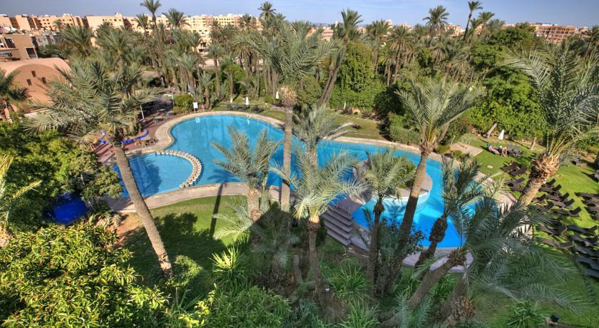 Marrakech - Hôtel Marrakech Le Semiramis