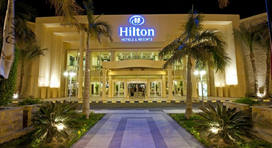 Hurghada - Hilton Hurghada Resort