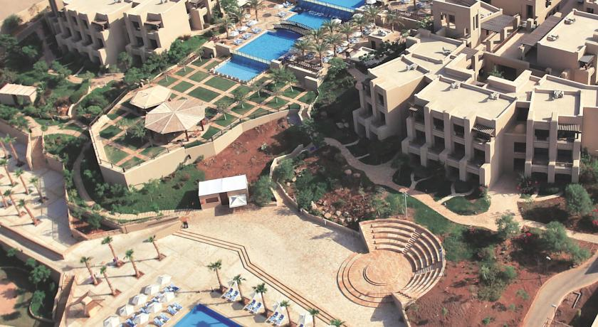 Dead Sea - Holiday Inn Resort