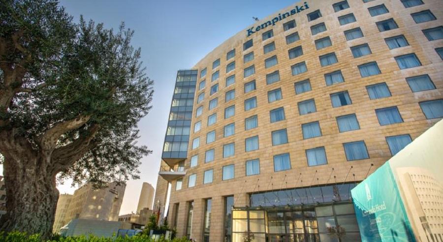 Amman - KEMPINSKI HOTEL