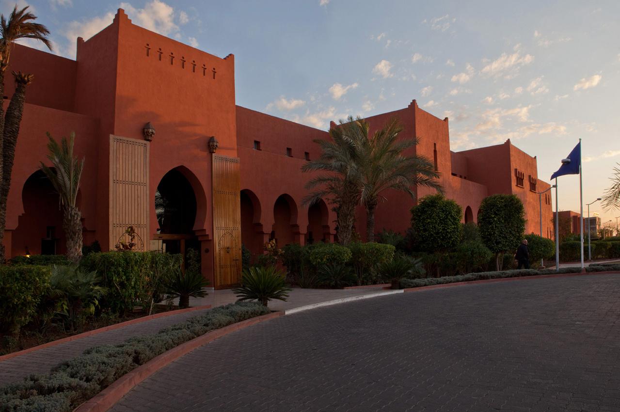 Marrakech - la-mamounia
