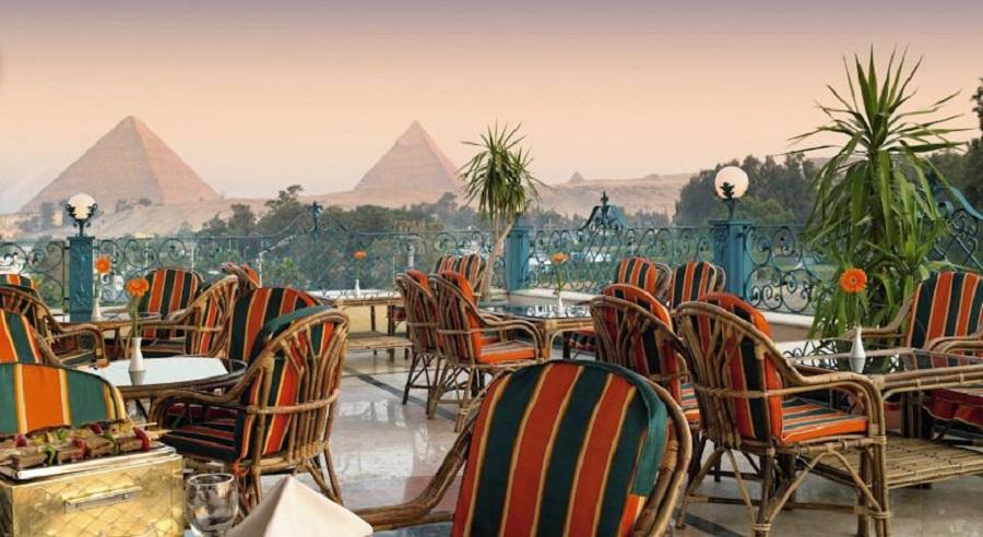 Steinenberger Hotel Cairo Pyramids_TERACE