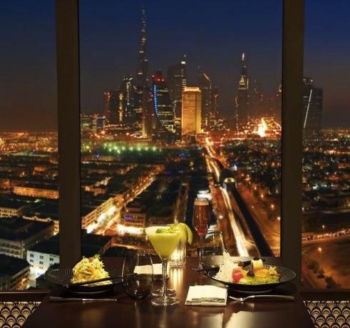 Getaway i Dubai
