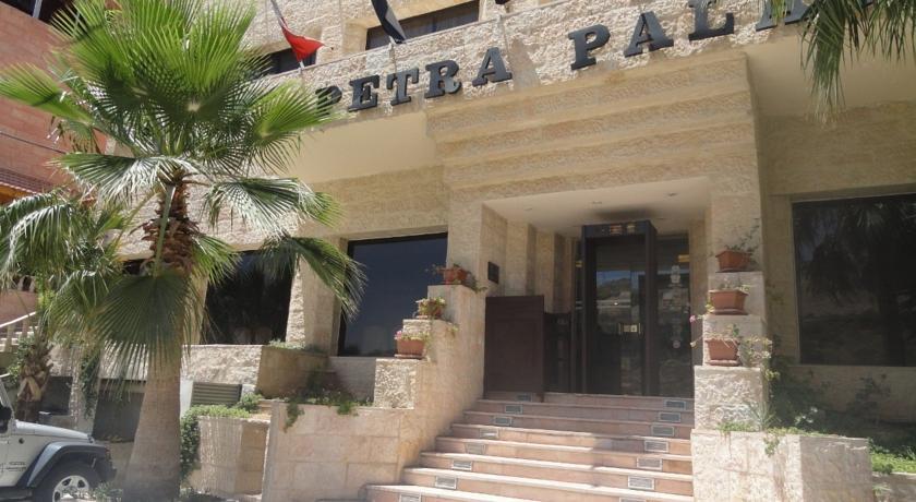 Petra - Petra Palace Hotel