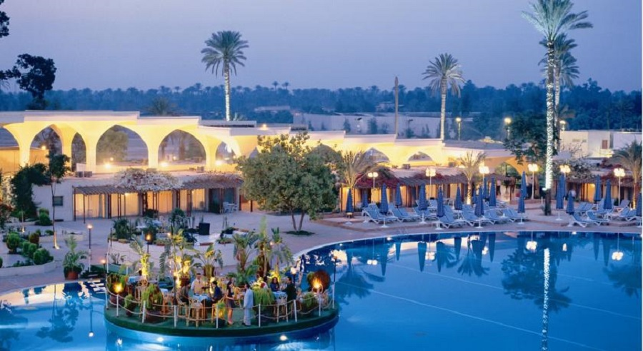 Cairo - Pyramids Park Resort Cairo (Formerly Intercontinental Pyramids)