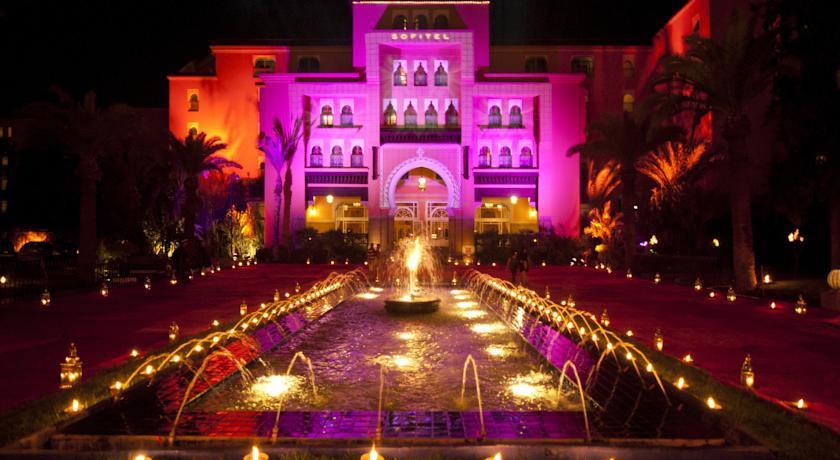 Marrakech - Sofitel Marrakech Lounge and Spa
