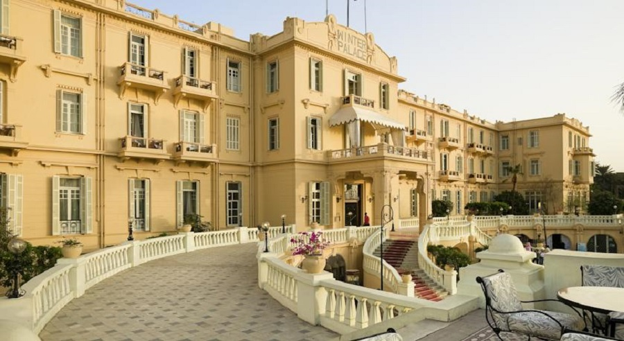 Luxor - Sofitel Winter Palace