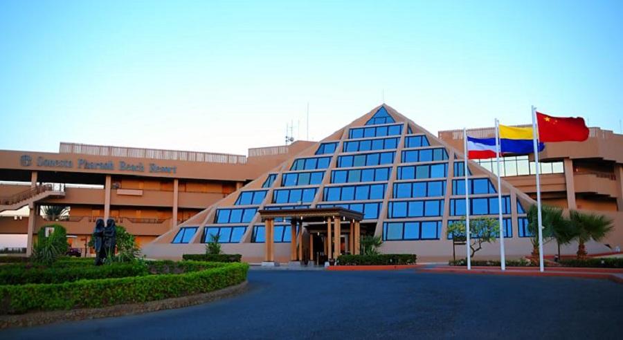 Hurghada - Sonesta Pharaoh Beach Resort