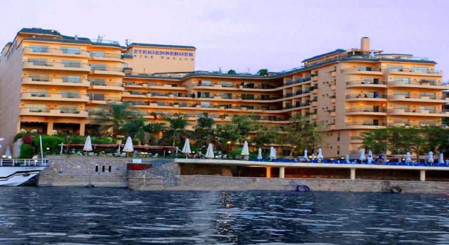 Luxor- Steigenberger Nile Palace