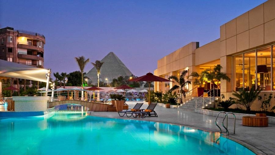Cairo - Le Meridien Pyramids Hotel & Spa