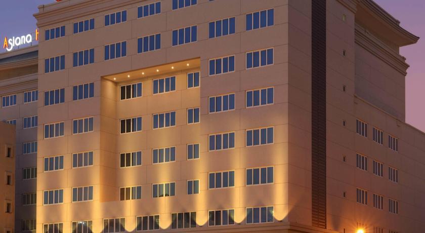 Dubai - Asiana Hotel