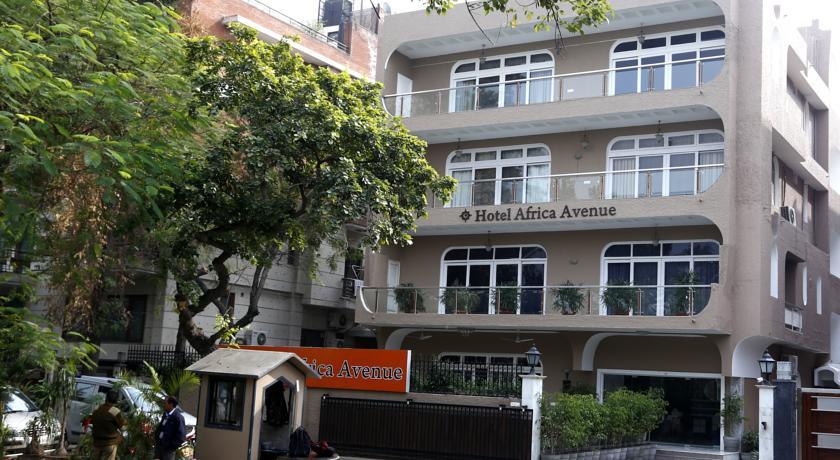 Delhi I - Africa Avenue