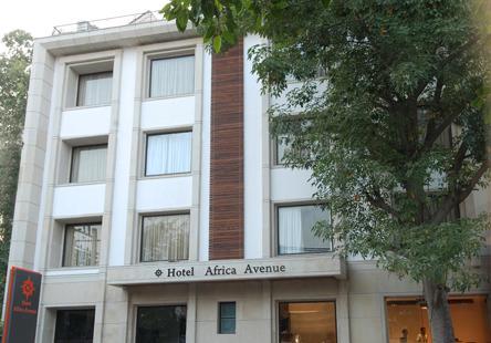 Delhi  - Africa Avenue GK - 1