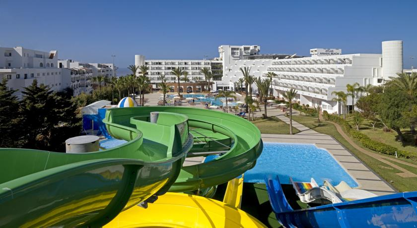 Agadir - Atlas Amadil Beach Aqua Sun