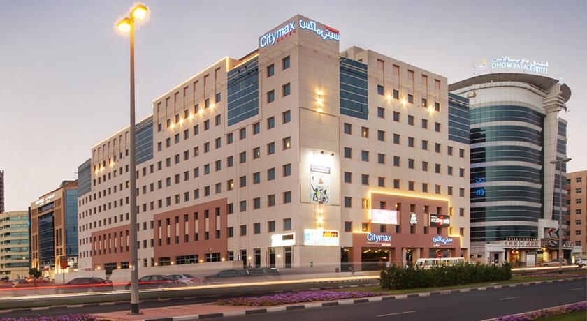 Bur Dubai - Citymax Hotel