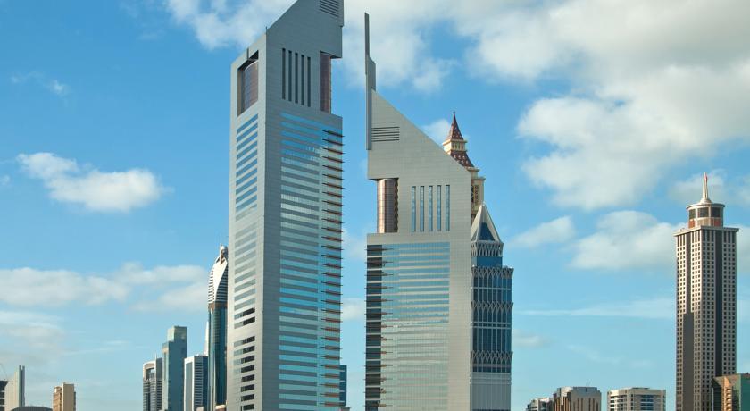 Dubai - Crowne Plaza