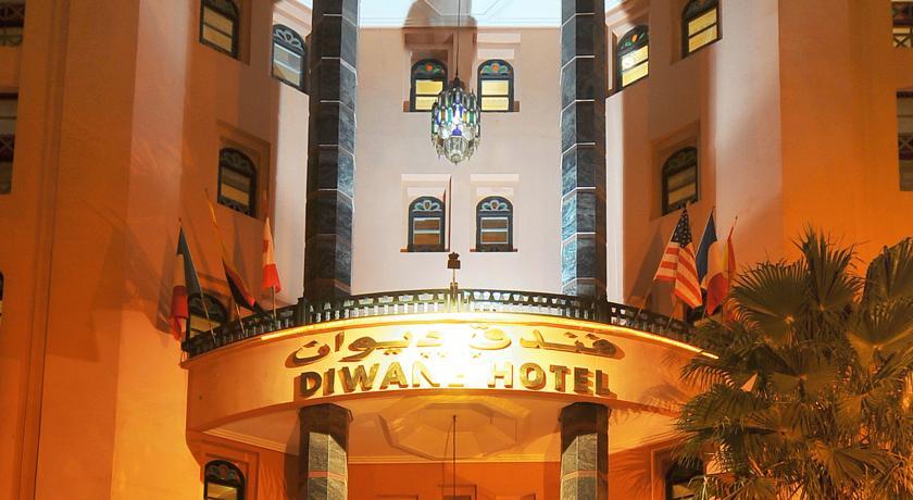 Marrakech - Diwane Hotel & Spa