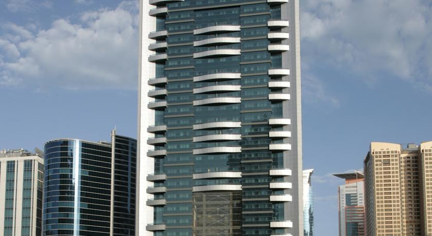Dubai - First Central Hotel Apartments
