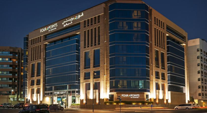 Dubai - Four Points by Sheraton Downtown