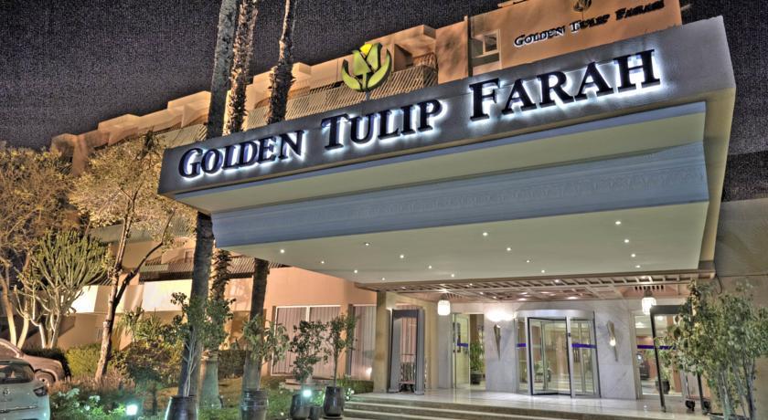 Marrakech - Golden Tulip Farah
