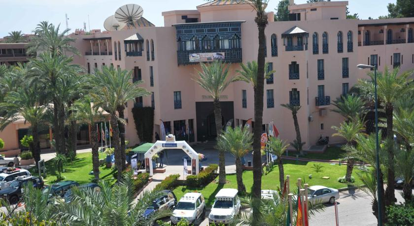 Marrakech - Hotel Marrakech le Tichka